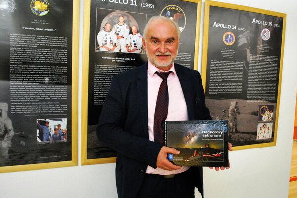Astrofotograf Zdeněk Bardon.