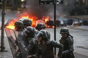 Čile otriasli v uplynulých dňoch najhoršie občianske nepokoje za celé desaťročia.