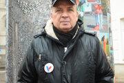 Peter Neuwirth, aktér novembra ´89 a spoluzakladateľ Občianskeho fóra v Košiciach.