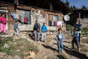 Do materských škôl chodí každé tretie rómske dieťa.