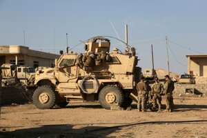 Americkí vojaci v Iraku (ilustračné foto).