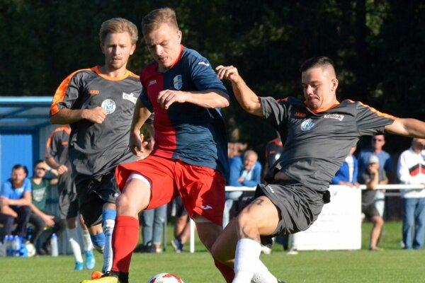 V derby zápasoch Žabokreky nebodovali.