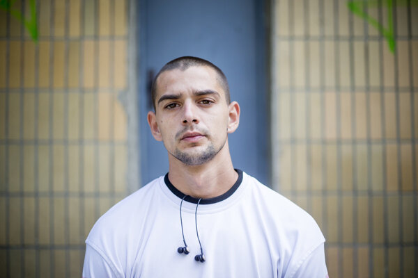 Raper Čavalenky.