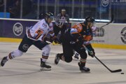 Michalovčania majú Košičanom čo vracať. V prvom dueli sezóny na ich ľade prehrali 0:3.