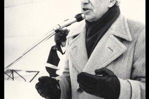Do Brezna prišiel aj Ladislav Chudík, rodák z blízkeho Hronca.