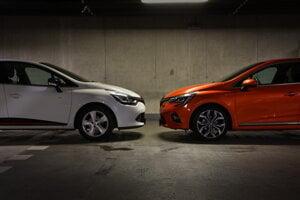 Renault Clio IV vs. Renault Clio V