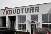 Budova družstva Kovotvar, ktoré bolo založené v roku 1954 a v rokoch 2010 až 2014 prešlo úspešnou reštrukturalizáciou