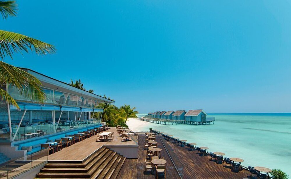 Kuramathi Island Resort 4*, Maldivy