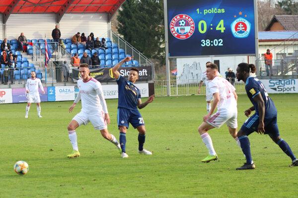 Zápas so Slovanom bol pre niektorých hráčov Bardejova možno posledným.