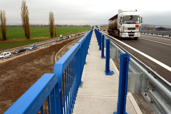 Rýchlostná cesta R4 Košice - Milhosť.