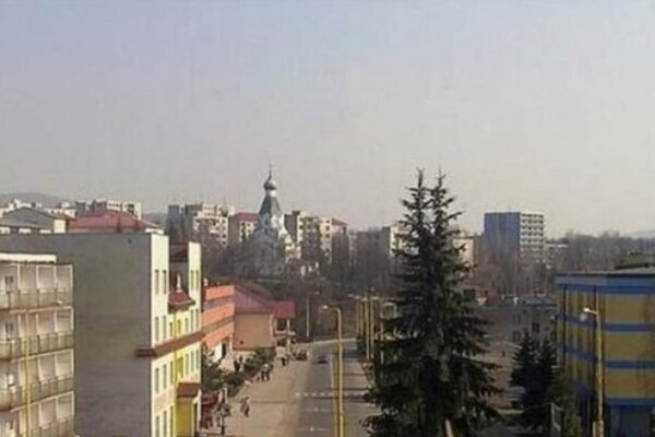 Mesto Medzilaborce.
