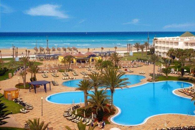 HotelIberostar Founty Beach 4*, Agadir, Maroko