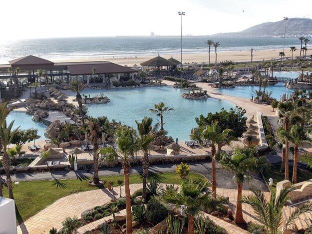 HotelRiu Tikida Dunas 4*, Agadir, Maroko