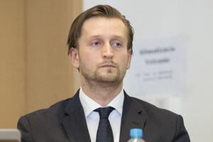 Generálny riaditeľ Odboru stratégie Inštitútu zdravotnej politiky Martin Smatana.