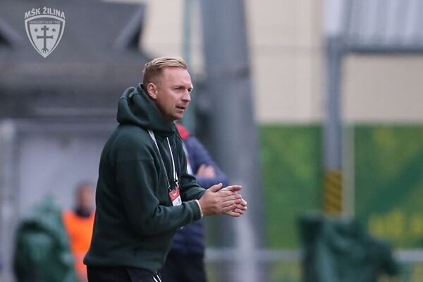 Peter Černák, šéftréner projektu MŠK Žilina B+U19.