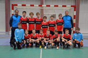 Mladší žiaci MŠK Púchov U 13 postúpili do druhého kola.