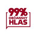 99 % - občiansky hlas