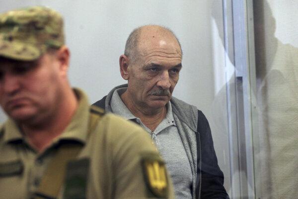 Vladimir Cemach, bývalý veliteľ protivzdušnej obrany proruských síl v Donbase, podozrivý v kauze malajzijského lietadla zostreleného v lete roku 2014 počas letu nad východnou časťou Ukrajiny.