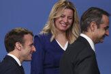 Johnson hostí aj Čaputovú, pozrite si fotenie lídrov NATO