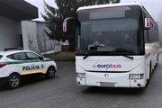 Vodič autobusu v Jasove nafúkal, firma sa s ním rozlúčila.