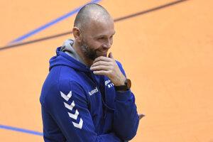 Marek Kardoš, tréner mužskej reprezentácie.