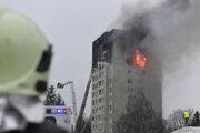 Výbuch plynu v Prešove.