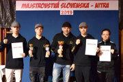 Levickí boxeristi si zNitry odniesli niekoľko ocenení.