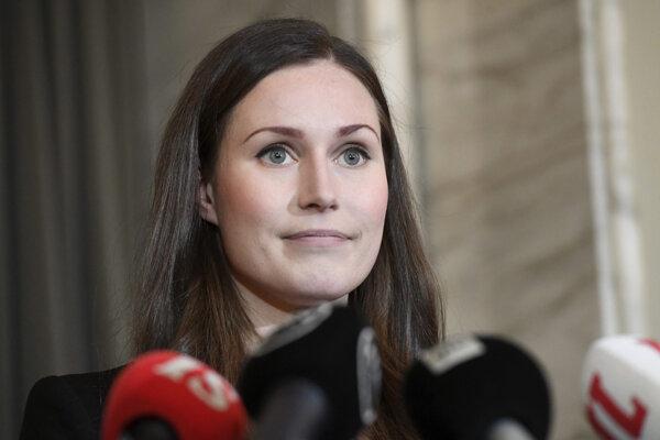Na zozname BBC je aj fínska premiérka Sanna Marinová.