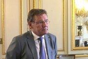 Predseda Výboru Európskeho parlamentupre rozpočet Johan Van Overtveldt.