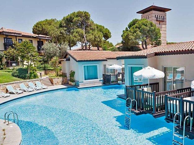 Paloma Grida Resort & SPA 5*, pozrieť viac foto >>>