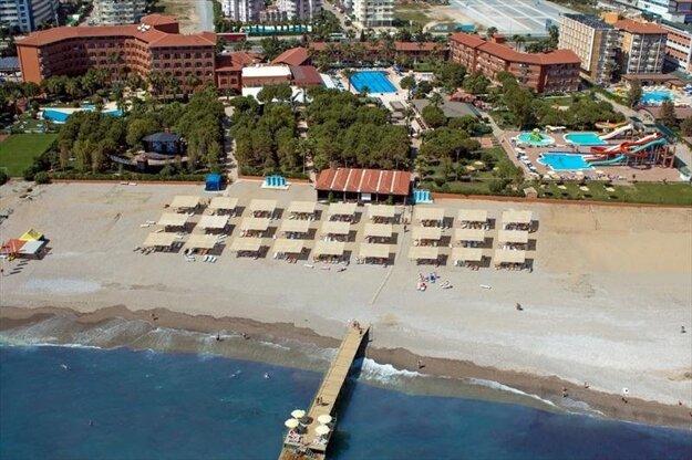 Club Turtas Beach Hotel 4*, pozrieť viac foto >>>