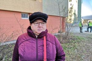 70-ročná pani Wittnerová sa vrátila do bytovky oproti epicentru výbuchu.