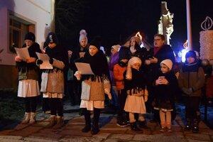 Pridali sa aj deti z DFS Makovička.
