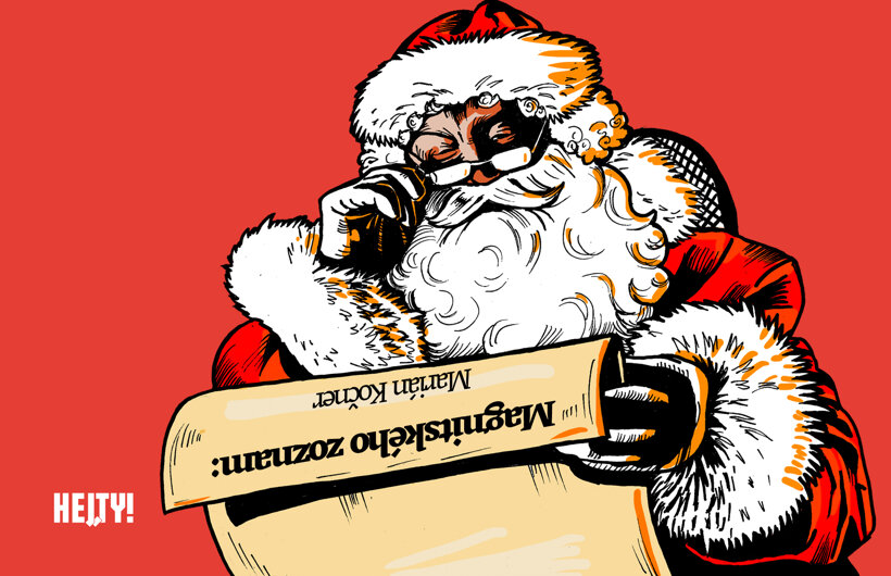 Kto dostane uhlie (Hej, ty! – Györe) 12. decembra