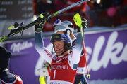 Víťaz slalomu vo Val d'Isere Alexis Pinturault.