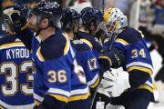 Hokejisti St. Louis Blues.