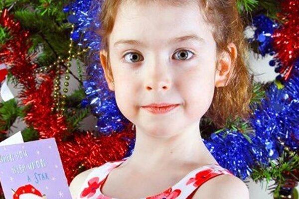 Šesťročná Florence našla vo vianočnom želaní odkaz z čínskeho väzenia.