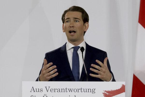 Sebastian Kurz sa stane staronovým rakúskym premiérom.