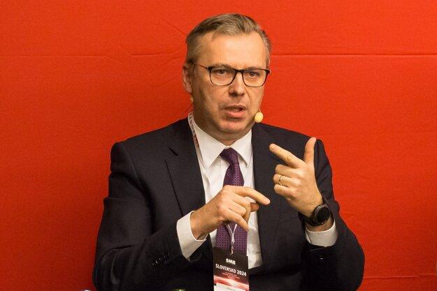 Vladimír Dvorový, riaditeľ siete Svet zdravia a ProCare.