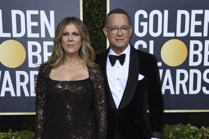 Rita Wilson a Tom Hanks