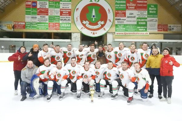 Oravský Pohár vyhrala po 5-krát Oravská Lesná.