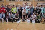 Florbalový turnaj v Liptovskom Jáne na počesť kamaráta.