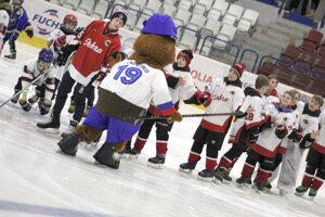 Hokejový víkend v Brezne