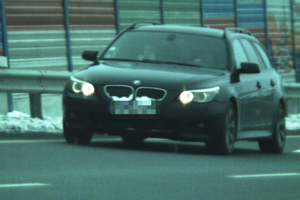 Vodič tohto bavoráka mal naponáhlo, dostal 700-eurovú pokutu.