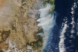 Sezóna požiarov v Austrálii na prelome rokov 2019 a 2020 prekvapila svojou intenzitou už na začiatku v septembri v štátoch Queensland a Nový Južný Wales. Silu ohňov zvýšilo dlhé obdobie sucha.