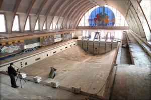 Starší Košičania spomínajú na starú plaváreň, ostatné roky slúži umeniu.