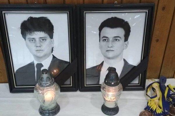 Zľava Ľubomír Palacký a Ladislav Nistor.