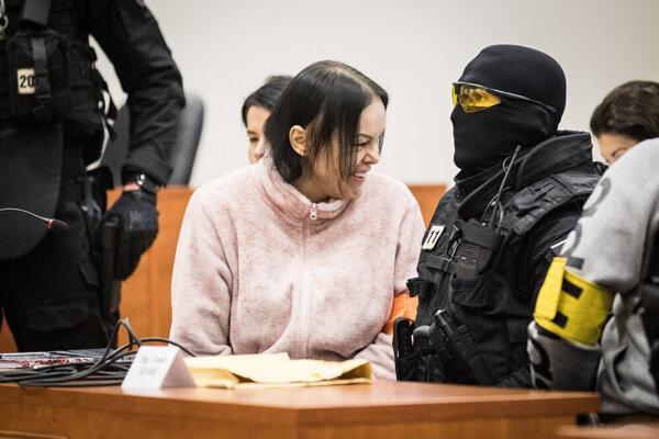 Alena Zsuzsová.