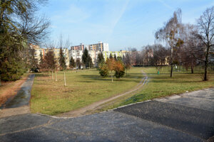 Jednou z investícií občianskeho rozpočtu bude fit ihrisko na Toryskej ulici.