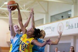 Košické basketbalistky zápasy vo Vilniuse zvládli, no z postupu sa neradovali.